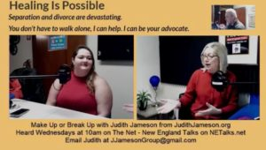 Podcast with Judith Jameson on Love, Trauma & Healing!